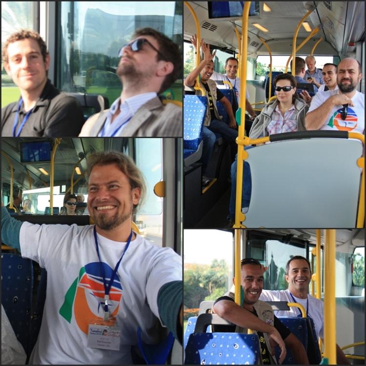 mosaico bus