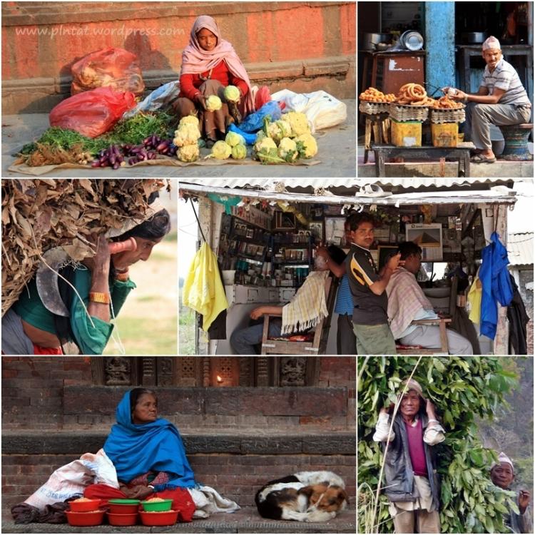 nepal cotidianeidad