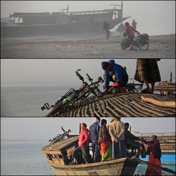 mosaico barca