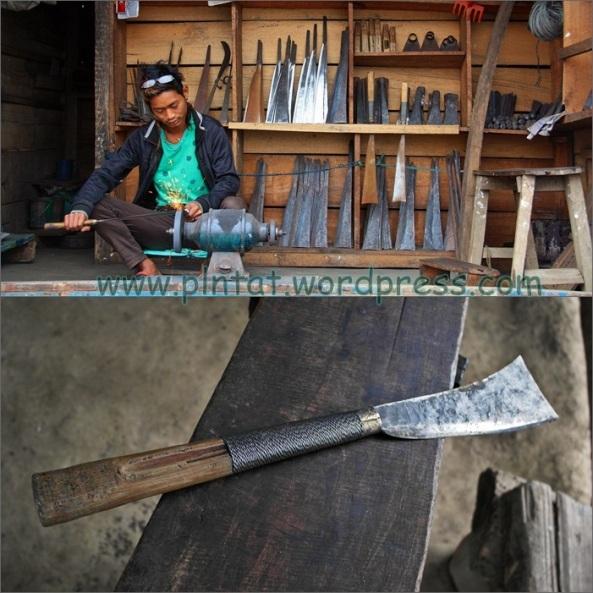 mosaico cuchillos